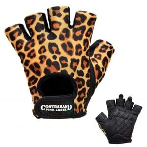 Contraband Pink Label Workout Gloves for Women