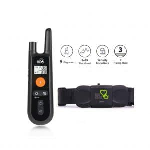 DOG CARE Rechargeable Dog Training Collar DOG CARE is dedicated to the learning of pet interactive psychology and discov