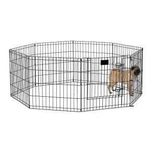 MidWest Homes Foldable Exercise Playpen