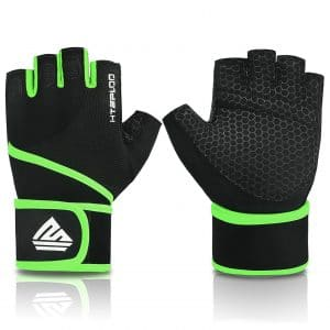 HTZPLOO Weight Lifting Gloves
