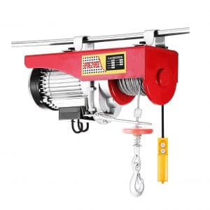 Happybuy 440lbs Lift Electric Chain Hoist