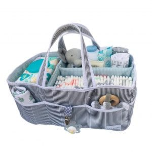 Lilly Miles Baby Diaper Caddy