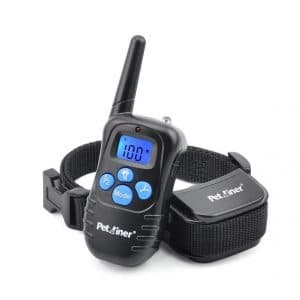 Petrainer Remote Dog Training Waterproof Collars