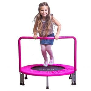 PLENY Trampoline with Handle