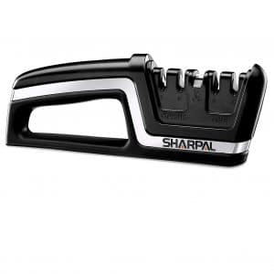 SHARPAL 104N Professional Kitchen Knife and Scissors Sharpener