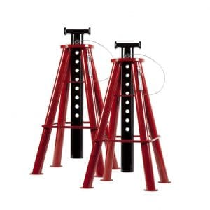 Sunex Tools 10-Ton High Height Jack Stands