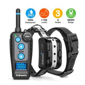 Dog Training Collar by Pawsmile