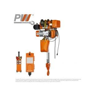 Prowinch 1 Ton Electric Chain Hoist Power Trolley