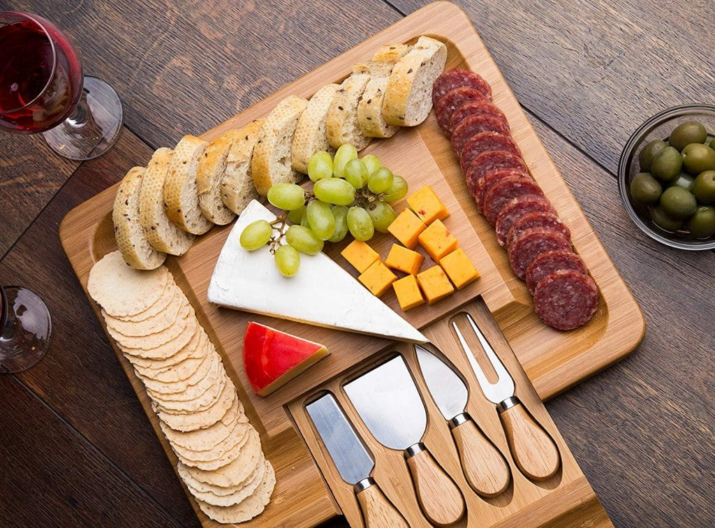 Top 10 Best Cheese Board Set in 2019