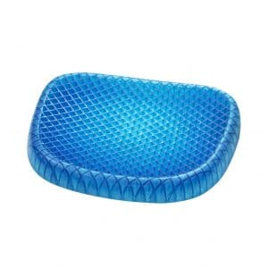 BulbHead Egg Sitter Breathable Honeycomb Seat Cushion