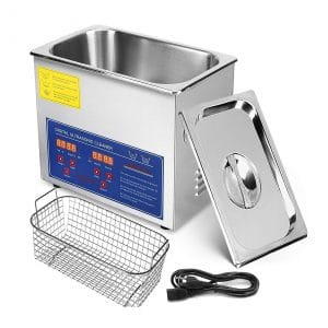 Mophorn 3L Ultrasonic Cleaner