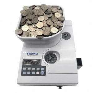 Ribao CS-2000 Coin Counter