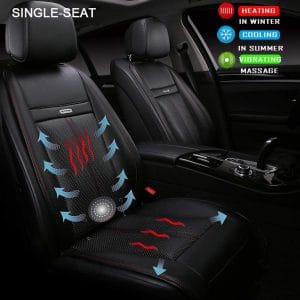 Fochutech Heated Car Seat Covers