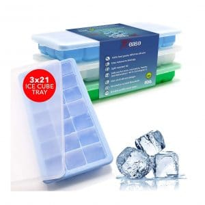 Rease Ice Cube Trays 3-Pack
