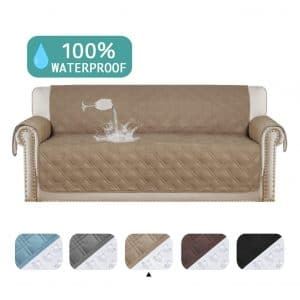 Turquoize 100% Waterproof Sofa Protector Cover