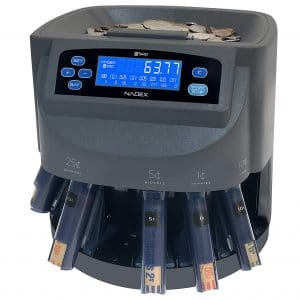 Nadex S540 Coin Counter