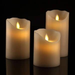 Antizer Flameless Candles