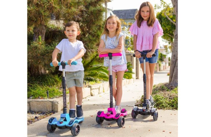 Power Scooters for Kids