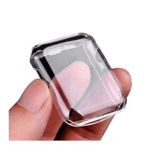 Julk Series 3 42mm Case for iWatch with Protector