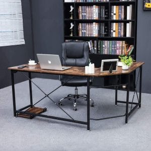 Oudort L-Shaped Desk