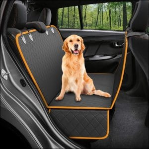 Active Pets Dog Back Seat Cover