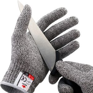 NoCry Cut Resistant Level 5 Protection Gloves