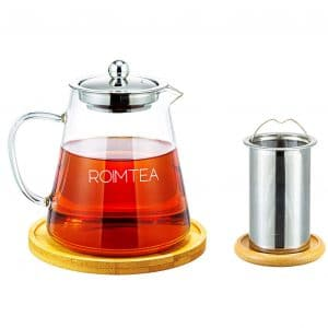Fondlove Glass Teapot 950ml