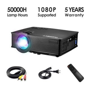 PHONECT 2019 Upgraded Projector