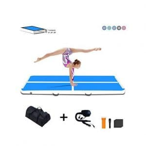 Tuxedo Sailor 4in/6in/8in Thick Inflatable Gymnastics Mat