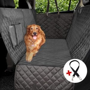 Vailge 100% Waterproof Dog Car Seat Cover