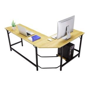 VADIM L-Shaped Computer Corner Desk