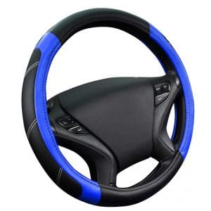 CAR PASS Steering Wheel Cover