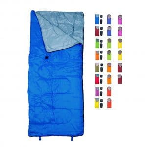 REVALCAMP Sleeping Bag for Indoor and Outdoor