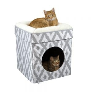 Kitty City Large Cat Bed Tent