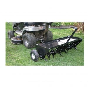 Yard Tuff 48-inches Wide Plug Aerator