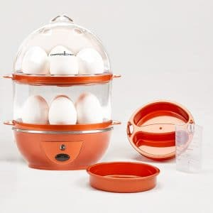 Copper Chef C Electric Egg Cooker