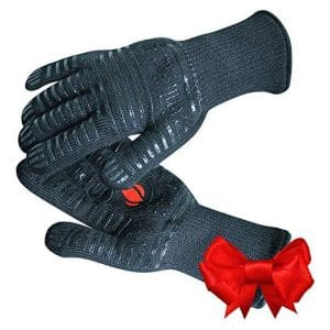 Grill Heat Aid Extreme Heat-Resistant Gloves