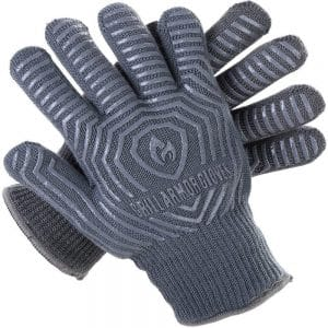 Grill Armor Extreme Heat Resistant Gloves