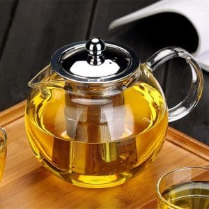 OBOR Glass Teapot 650ml