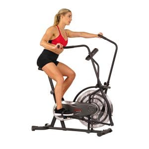 Sunny Health and Fitness Air Bike