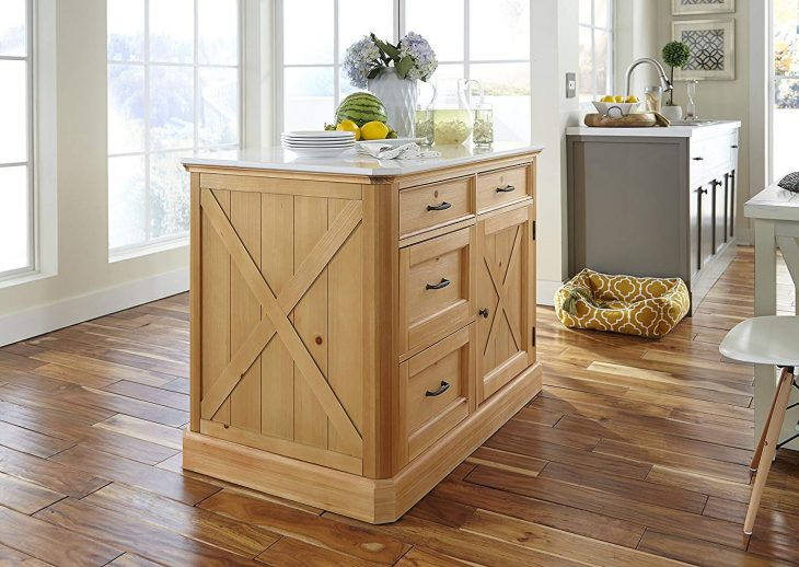 Home Styles Kitchen Carts