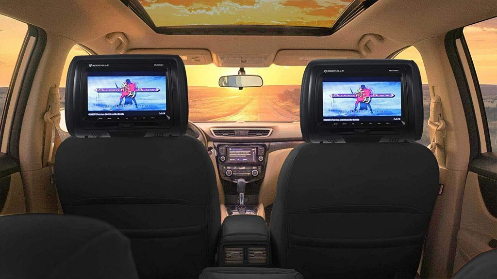 Top 10 Best Car DVD Player in 2019