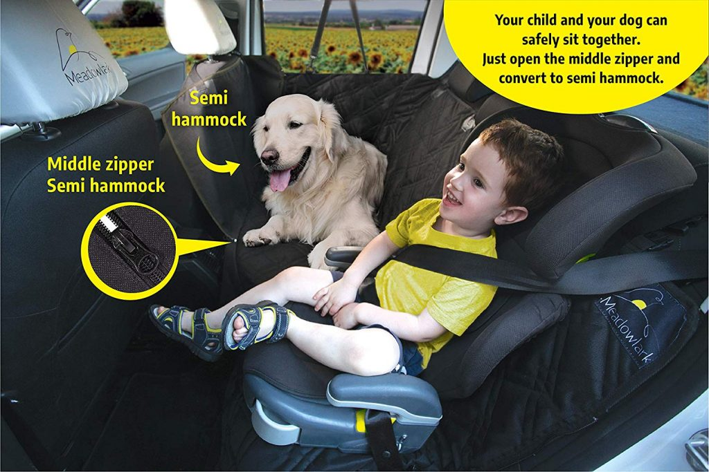 Top 10 Best Dog Car Seat Covers in 2020