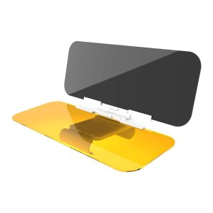 New Version SAILEAD 2 in 1 Car Sun Visor