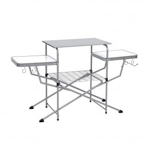 Best Choice Products Portable Outdoor Folding Camping Table