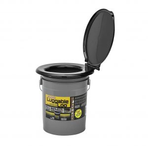 Rliance Luggable Loo Portable Camping Toilet