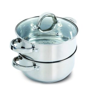 Oster Sangerfield Steamer Set with Lid