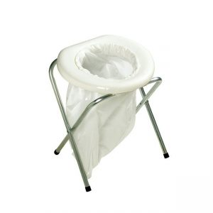 Stansport 4B Portable Folding Camp Toilet
