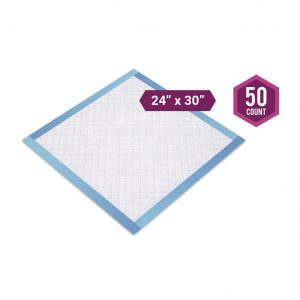Healthy Spirits Disposable Under Pad 50 Counts