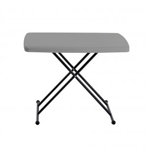Iceberg IndestrucTable Resin Folding Camp Table